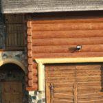 Domy z bali drewnianych są coraz częściej budowane w całym kraju
